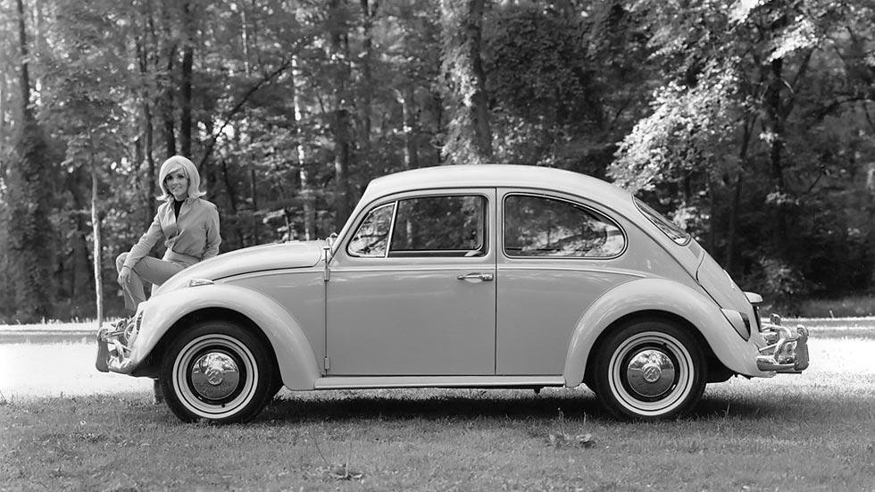 Volkswagen Beetle original 1964