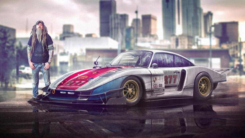Yasid Oozeear diseño 911 dibujo