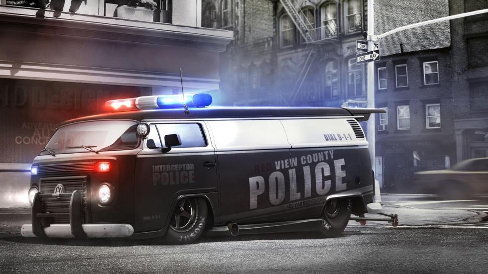 Yasid Oozeear T2 policia coches