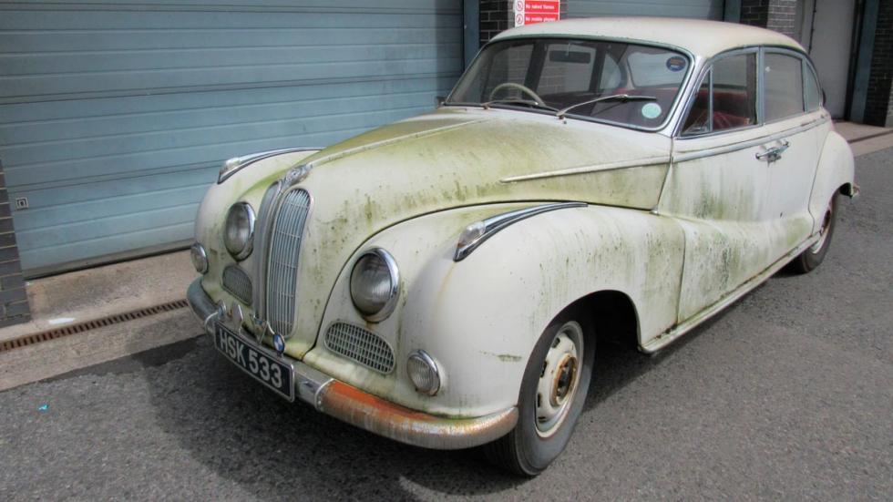 1957 BMW 502 3.2 V8