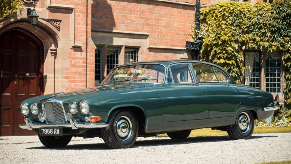 1961 Jaguar MkX 3.8