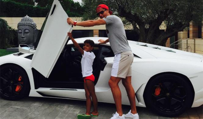 coches Cristiano Ronaldo