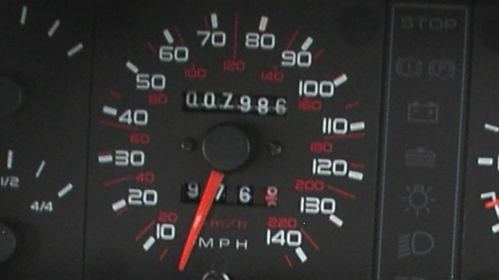 Peugeot 205 GTi 1989 cuentakm