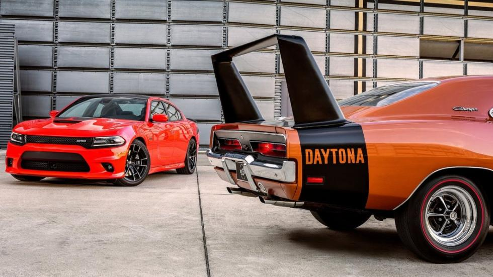 Dodge Charger Daytona y Charger Daytona 392