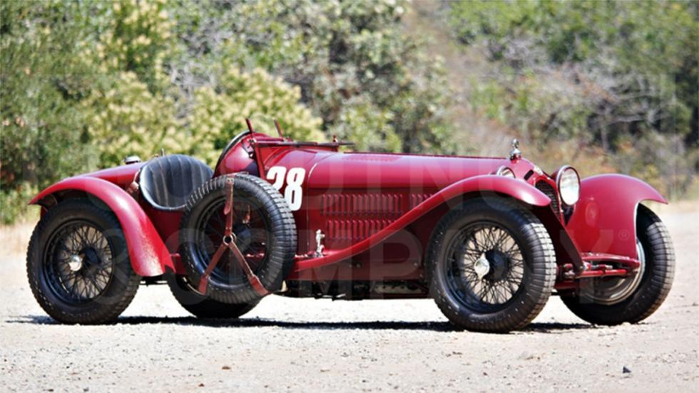 Alfa Romeo 8C 2300 Monza Roadster de 1933 - 11.990.000 dólares