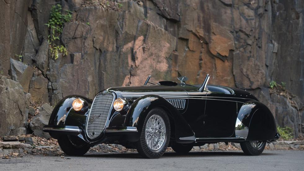 Alfa Romeo 8C 2900B Lungo Spider de 1939 - 19.800.000 dólares