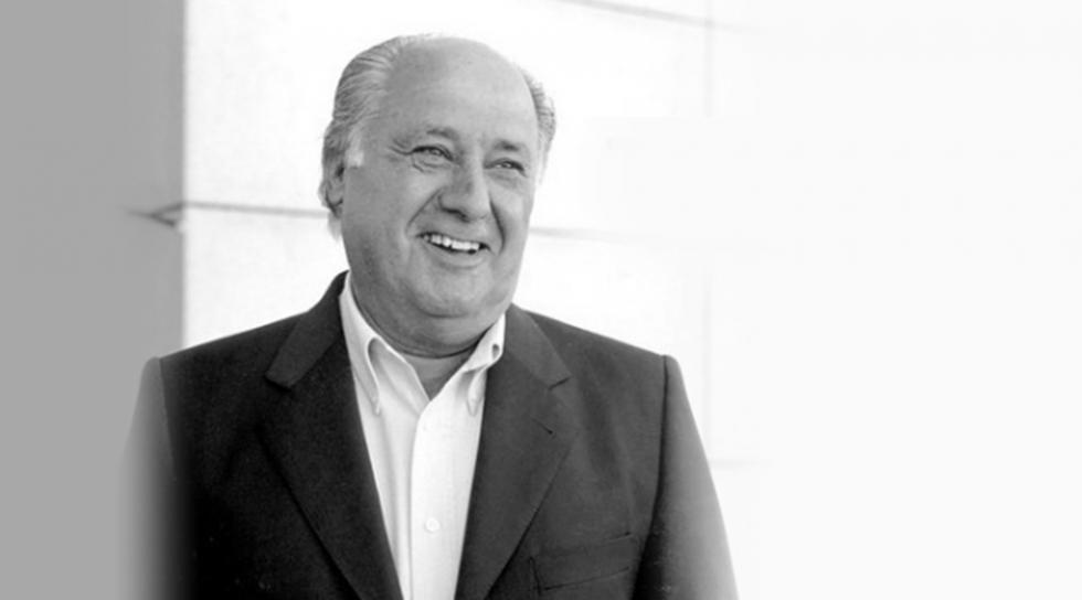 Amancio Ortega - Bombardier Global Express