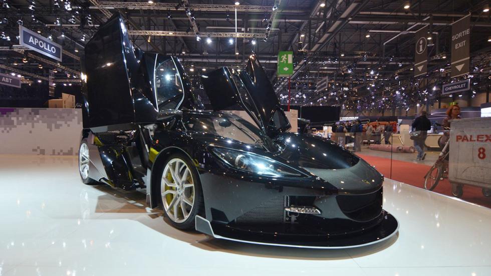 Arash AF10 Hybrid: 1,4 millones de euros