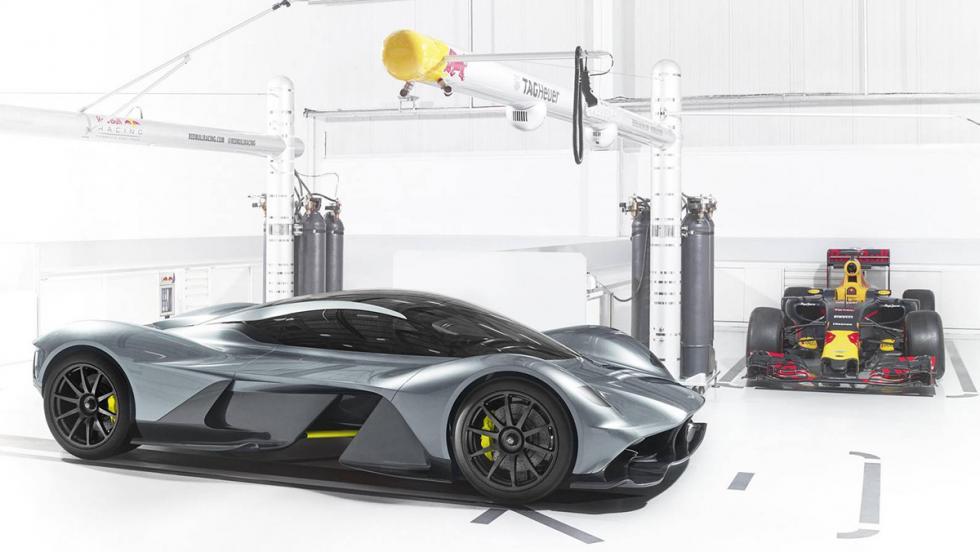 Aston Martin-Red Bull AM-RB 001: 3,5 millones de euros