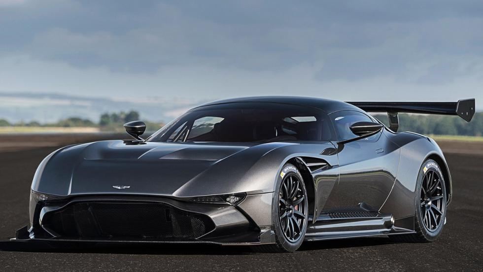 Aston Martin Vulcan: dos millones de euros
