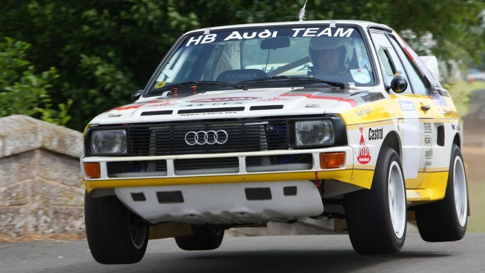 Audi Quattro Grupo B