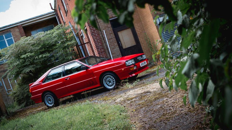 Audi Quattro Nigel Mansell (I)