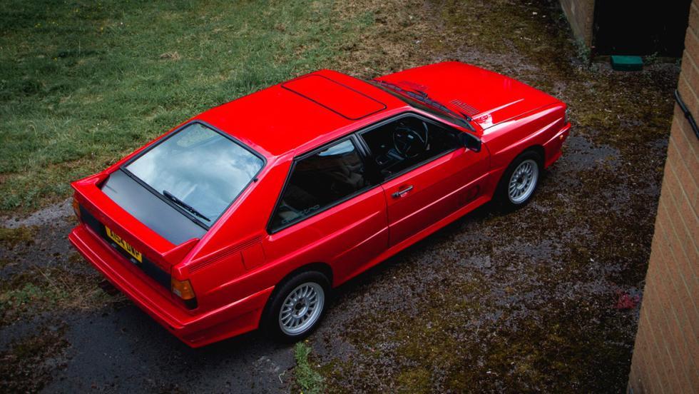 Audi Quattro Nigel Mansell (III)