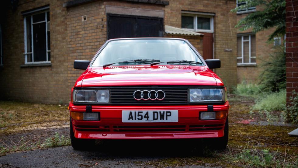 Audi Quattro Nigel Mansell (IV)
