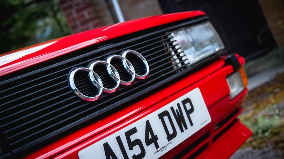 Audi Quattro Nigel Mansell (VII)