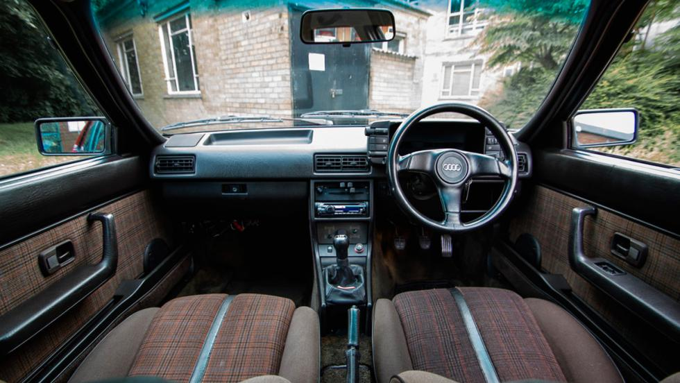 Audi Quattro Nigel Mansell (VIII)