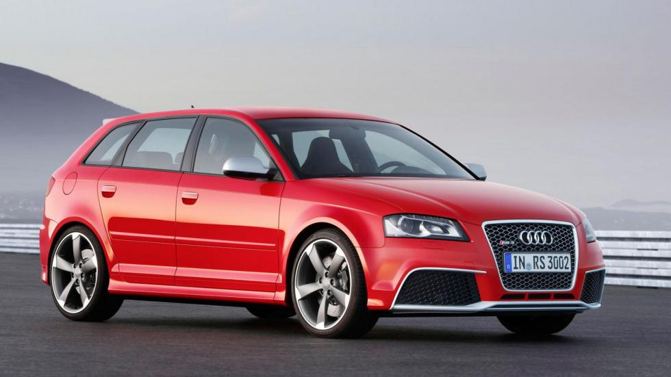 Audi RS3 2009 deportivo compacto radical cinco cilindros