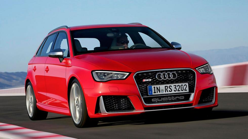 Audi RS3 2016 deportivo compacto radical