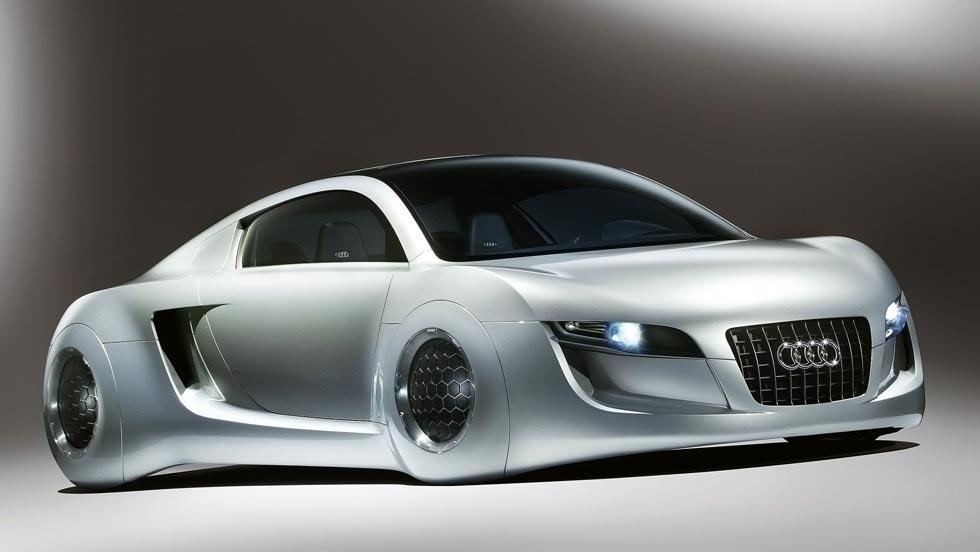 Audi RSQ Yo Robot película cine