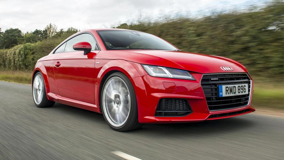 Audi TT - 42.152 euros