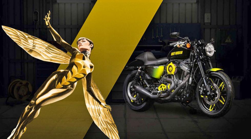 Avispa - Harley-Davidson Roadster