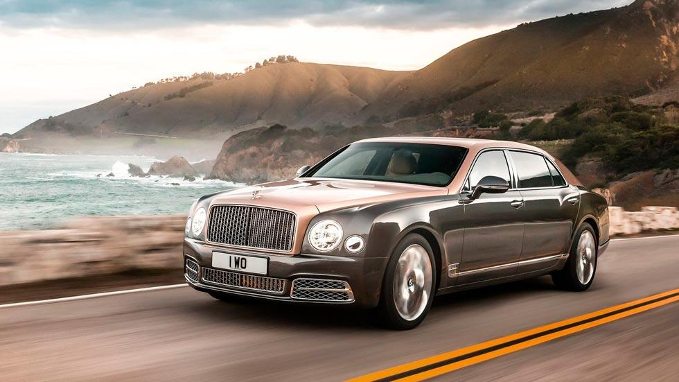 Bentley Mulsanne lujo superlujo coches limusina