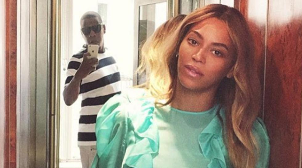 Beyoncé y Jay-Z - Bombardier Challenguer 850
