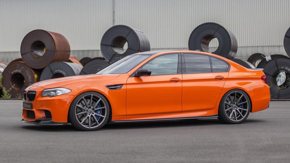 BMW M5 Carbonfiber Dynamics (II)