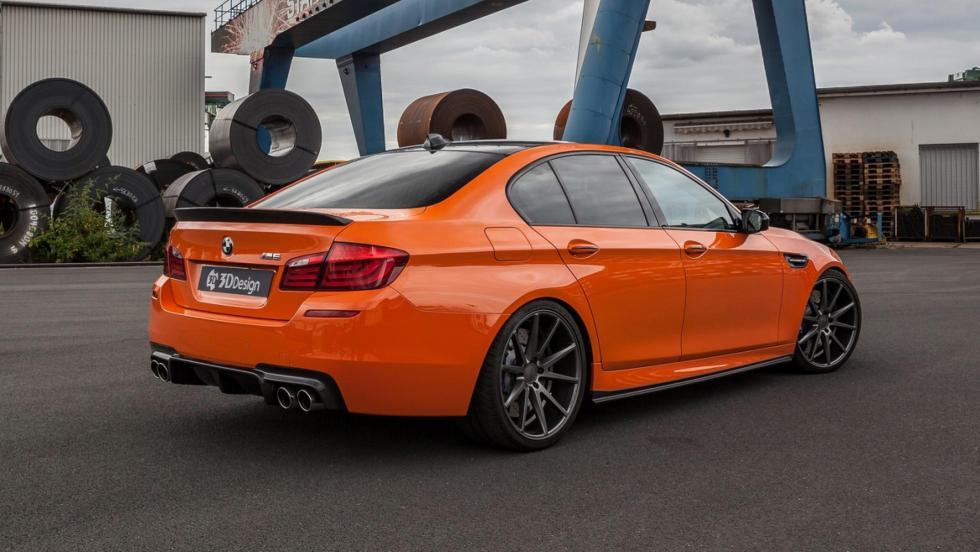 BMW M5 Carbonfiber Dynamics (III)