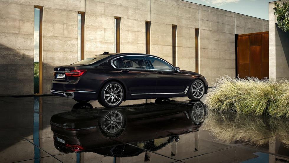 BMW planea lanzar un Serie 7 Coupé