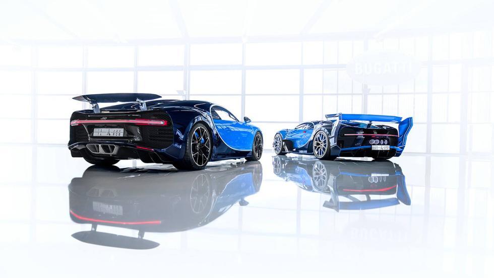 Bugatti Vision GT Concept: 2,7 millones de euros