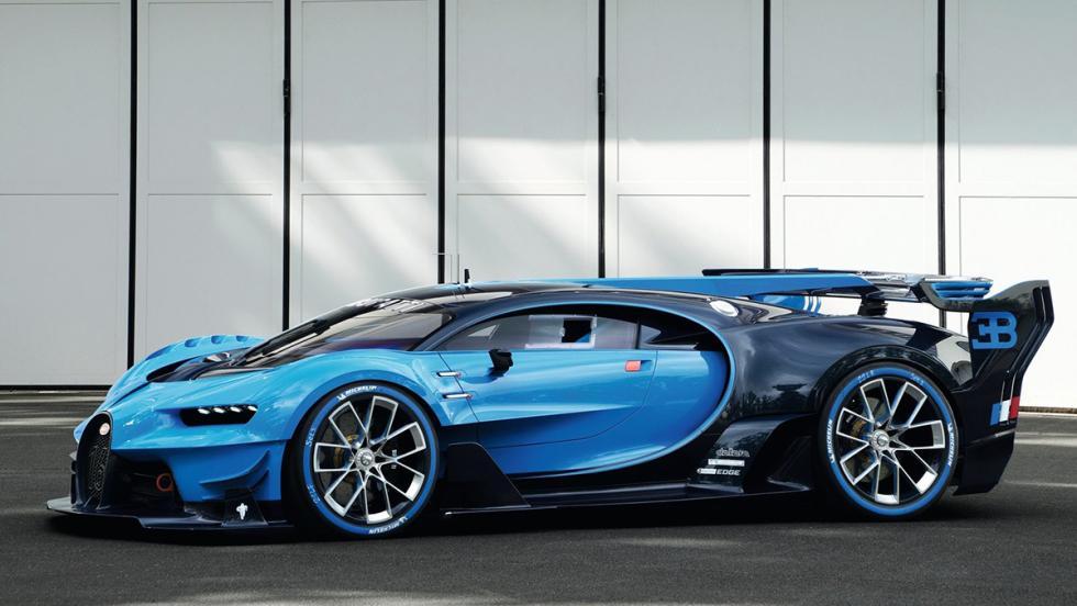 Bugatti Vision GT Concept