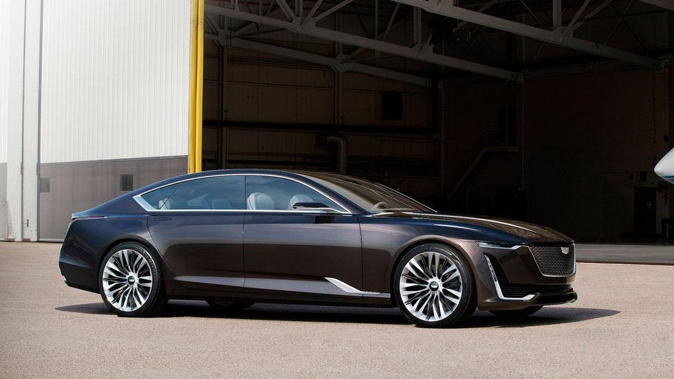 Cadillac Escala Concept lujo prototipo pebble beach americano