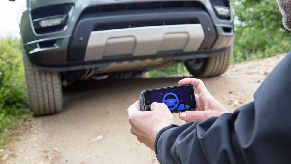 Cinco mejores coches para atropellar a tu jefe: Range Rover Sport