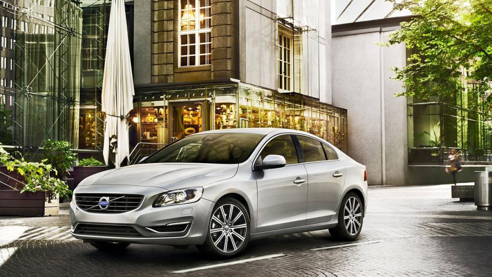 Cinco mejores coches para atropellar a tu jefe: Volvo S60