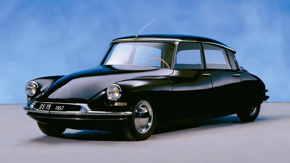Citroën DS coches historia importantes lujo limusina francia