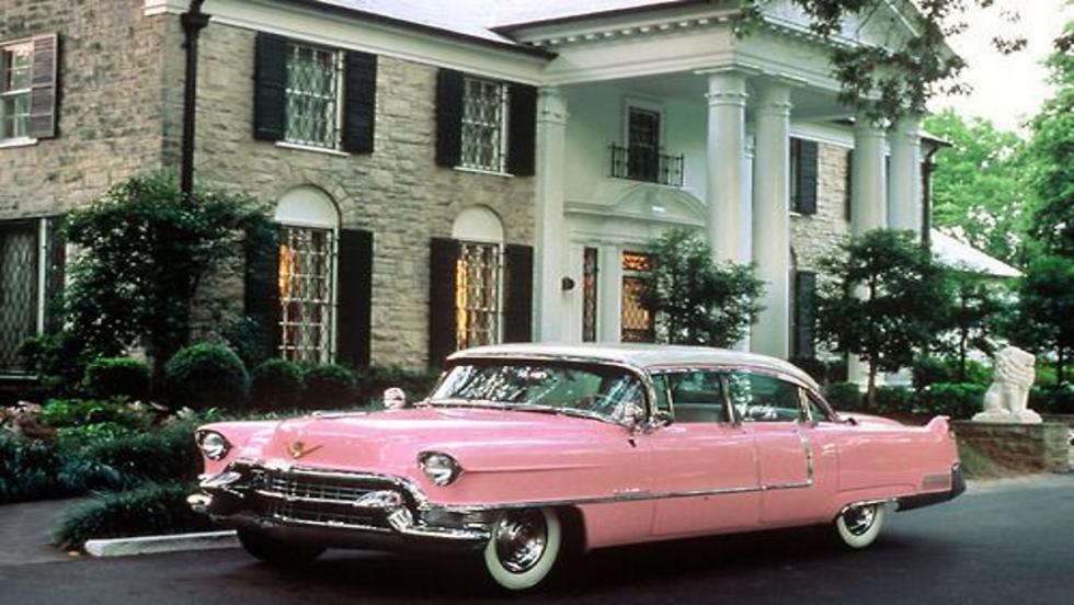 Los cochazos de Elvis Presley: Cadillac Fleetwood del 55