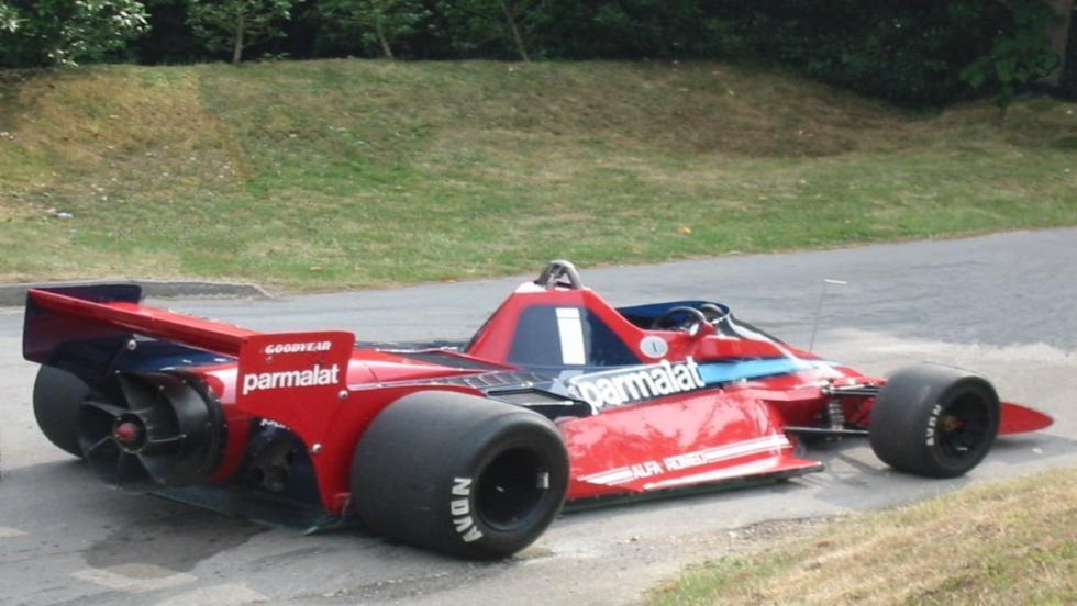 Brabham BT46B Bernie Ecclestone