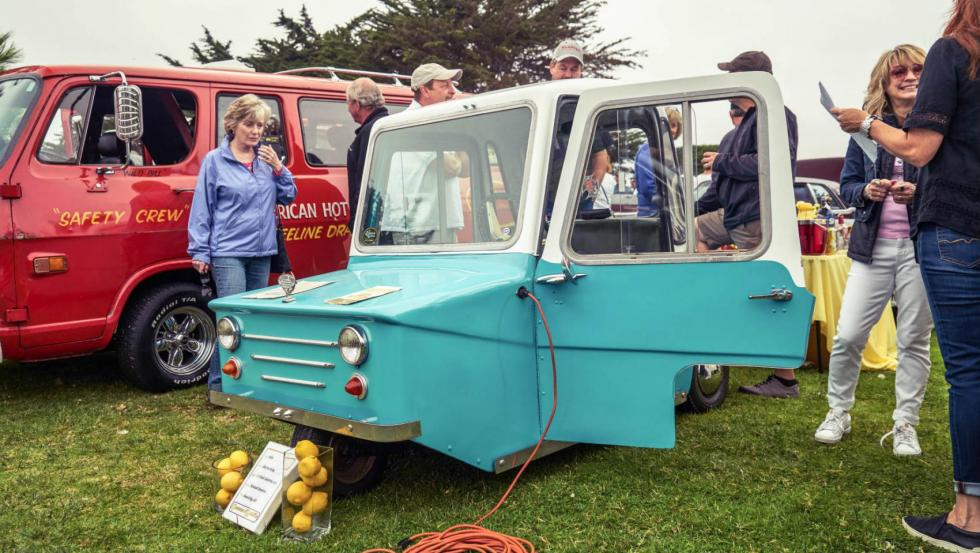 Concours of Lemons