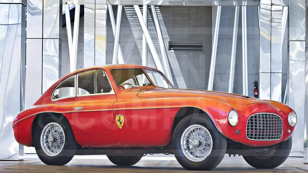 Ferrari 166 MM Berlinetta de 1950 - 5.445.000 dólares