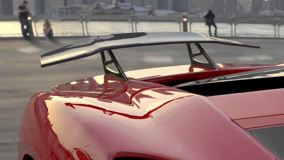 Ferrari 488 DMC Orso