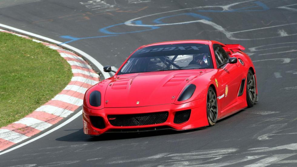 Ferrari 599XX – 2010