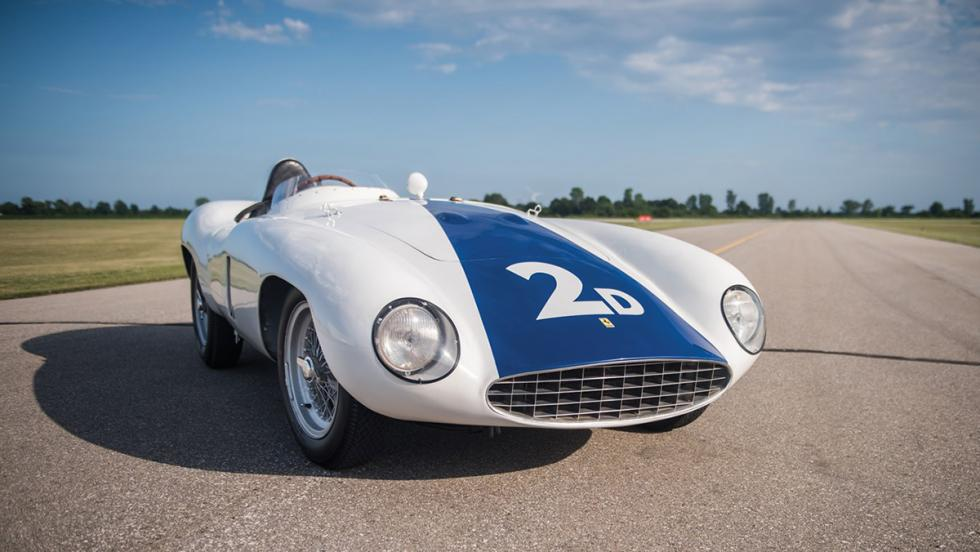 Ferrari 750 Monza Spider de 1955 - 5.225.000 dólares