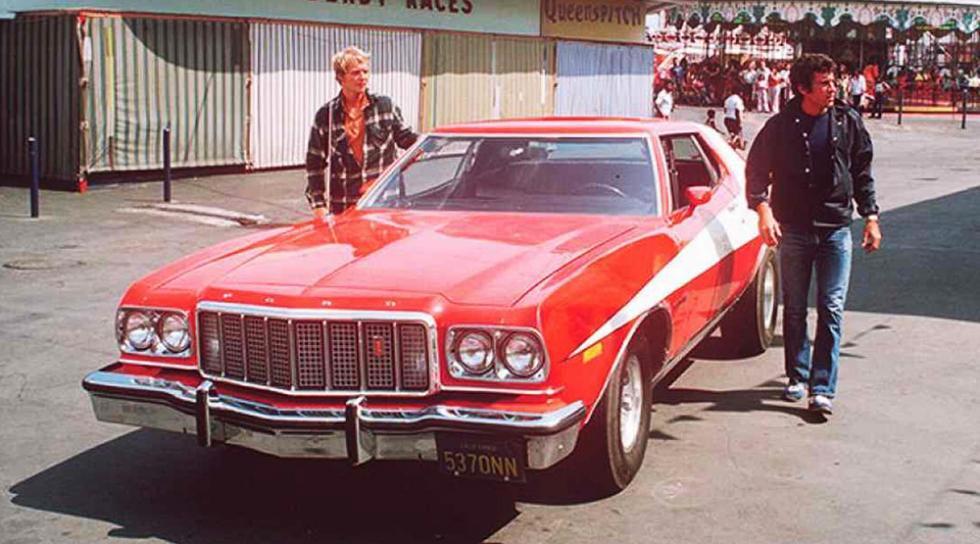 Ford Gran Torino - Starsky y Hutch