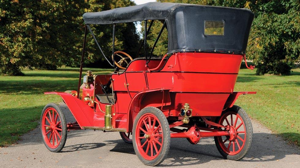 Ford Model T coches historicos importantes historia producción serie