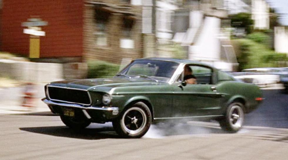 Ford Mustang - Bullit