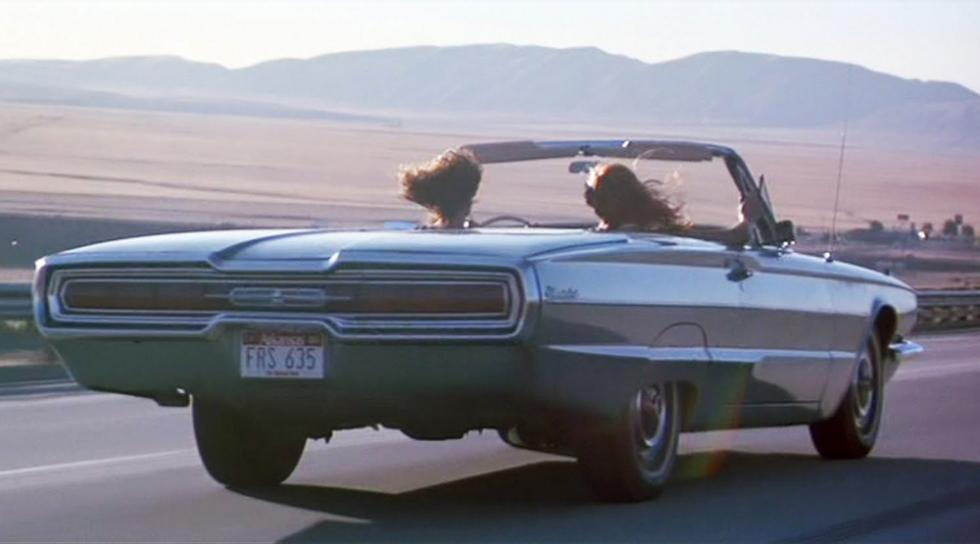 Ford Thunderbird - Thelma y Louise