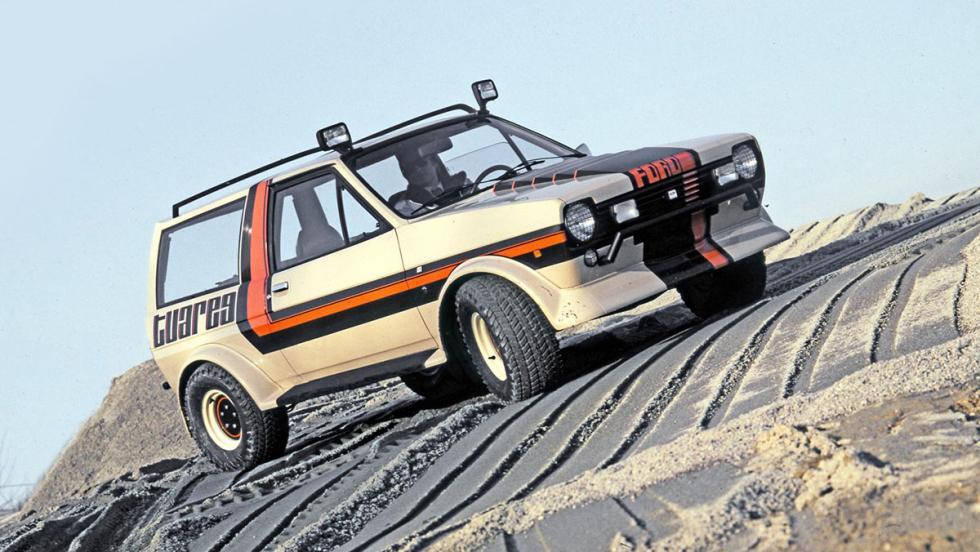 Ford Tuareg