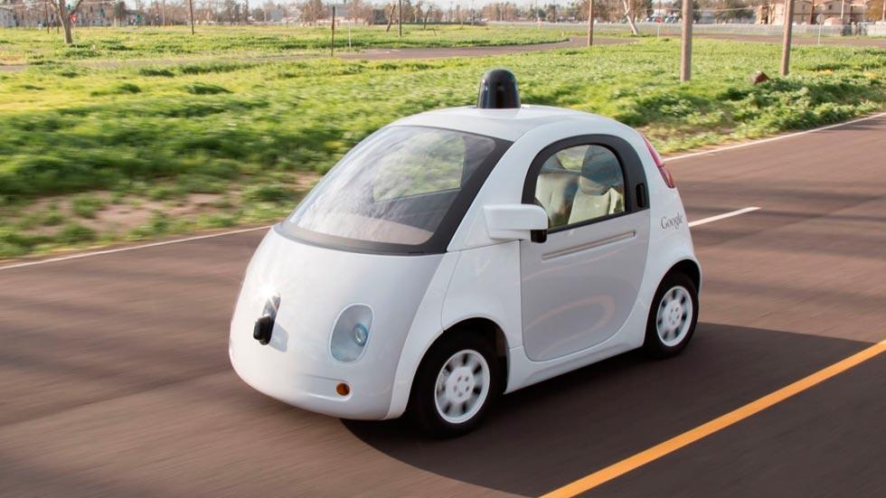 Google Car coches importantes futuro historia tecnología