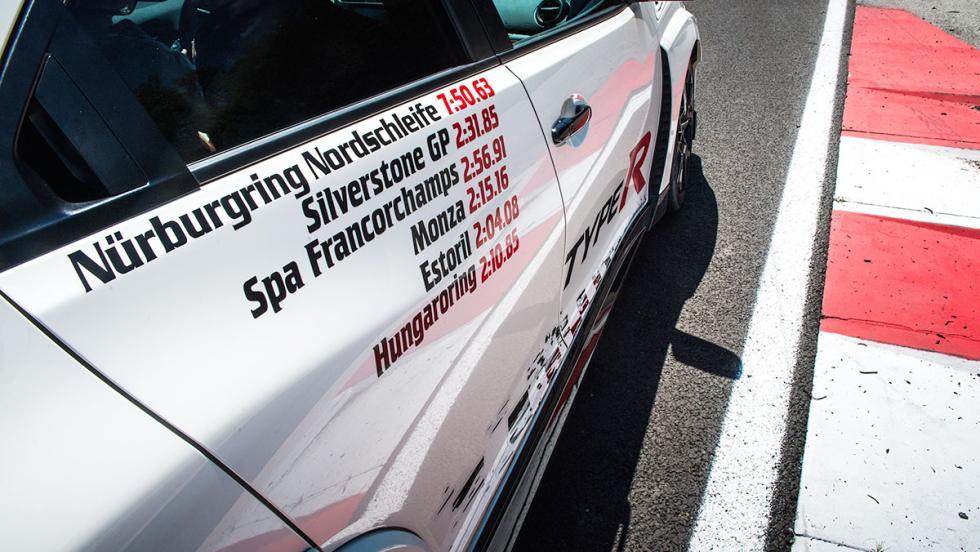 Ha batido récords en cinco circuitos... además de en Nürburgring